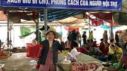 Quán xá, chợ...  ở Quảng Trị nói không với rác thải nhựa