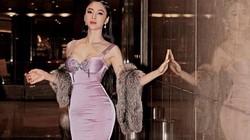 Angela Phương Trinh, Bảo Anh bị chỉ trích khi choàng lông thú nguyên con