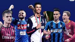 Dự đoán Serie A mùa giải 2019/20: Ai cản nổi Juventus?