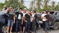 Giang hồ vây xe chở công an ở Đồng Nai: Phản ứng bất ngờ...