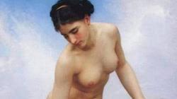 Tranh phụ nữ khỏa thân thế kỷ 19 khiến cánh mày râu ngẩn ngơ