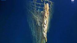 """Hình ảnh rõ ràng nhất về tàu Titanic huyền thoại: Không được """"yên nghỉ"""" dưới đáy biển 4.000m"""