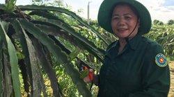Làm giàu ở nông thôn: Biến đất bỏ hoang  thành gia trang tiền tỷ