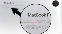 """Các dòng Macbook nào sẽ bị """"cấm bay""""?"""