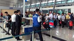 Gia tăng các vụ gây rối  tại sân bay