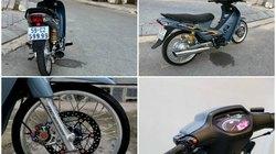 SỐC: Honda Wave cũ biển đẹp, lên đồ chơi hay, thét giá 145 triệu đồng