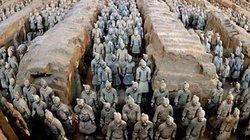 Vì sao không được phá tường giữa các chiến binh trong lăng Tần Thủy Hoàng?