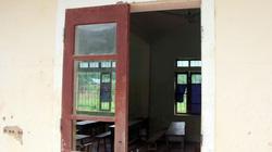Nghệ An: Gần 300 giáo viên, học sinh trong ngôi trường hễ mưa là ngập