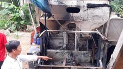 Quảng Trị: Nghi án hai máy gặt của nông dân bị đốt, phá hoại