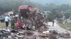 Công ty có xe khách tông chết 7 người dùng nhiều xe sửa số khung, số máy