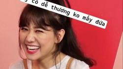 """""""Phản ứng"""" của Hari Won sau sự cố phát âm nhạy cảm tên Châu Bùi"""