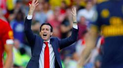 Arsenal thua Liverpool, HLV Emery vẫn nói điều bất ngờ