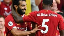 """Thắng dễ Arsenal, Liverpool lập kỷ lục """"khủng"""" ở Premier League"""