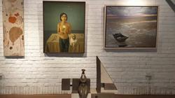 """Khai mạc triển lãm """"Se sẽ chứ ..."""" mở đầu chuỗi sự kiện tưởng nhớ Lưu Quang Vũ - Xuân Quỳnh"""