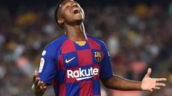 Lập thành tích ấn tượng, sao trẻ của Barca được Messi chúc mừng