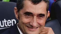 """Barca đại thắng trong ngày Griezmann """"lên đồng"""", HLV Valverde nói gì?"""