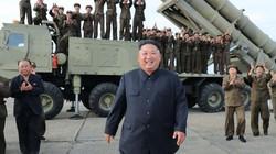 Triều Tiên khoe ảnh bệ phóng tên lửa mới siêu to