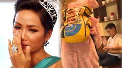 Hoa hậu H'hen Niê sốc vì bị người dân cáu gắt, xua đuổi