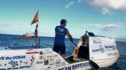 Phi thường: Người đàn ông tự chèo thuyền suốt gần 4.700 km từ châu Mỹ đến đảo Hawaii
