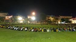 Hơn 2.000 người tập luyện màn đại xòe cho Lễ hội văn hóa du lịch Mường Lò
