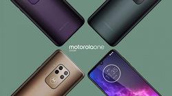 Motorola One Zoom rò rỉ với ba tùy chọn màu, hứa hẹn zoom lai 5x