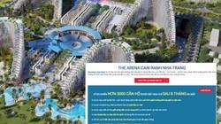 Bị đình chỉ, dự án nghỉ dưỡng The Arena Cam Ranh vẫn thi công, rao bán rầm rộ?