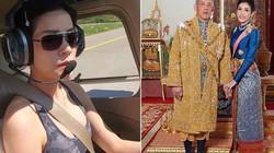 Hoàng quý phi Thái Lan mới xuất hiện trong ảnh bắn súng, lái máy bay là ai?