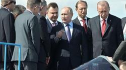 Putin cùng đồng minh của Mỹ thị sát Su-57, 'chọc tức' Trump?
