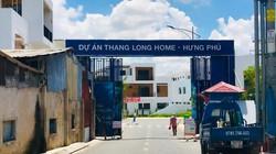 """Dự án Thang Long Home – Hưng Phú lấp rạch, dân """"tố"""" 3 năm chủ đầu tư vẫn chưa xử lý"""