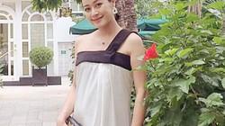 MC 'Giọng hát Việt' lộ bụng lùm lùm sau 2 tháng cưới Phó trưởng phòng VTV4