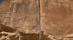 Tảng đá khổng lồ ngàn năm tuổi bị cắt đôi hoàn hảo đến mức thách thức hiểu biết của con người
