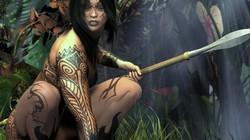 Những nữ chiến binh Amazon khét tiếng khiến người châu Âu khiếp đảm