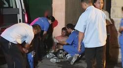 Cháy lớn ở Cty Rạng Đông: Chiến sĩ PCCC bị thương, chưa dập được lửa