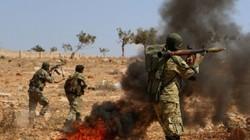 Phiến quân ồ ạt phản công chặn bước tiến của quân đội Syria ở Idlib