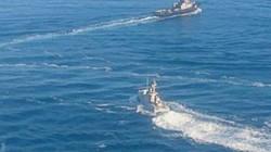 """Tin quân sự: Tàu quân sự Ukraine """"lạc"""" vào khu vực tập trận của Nga"""