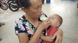 Vụ ngã chết khi cứu người: Cha ra đi khi con còn bú sữa