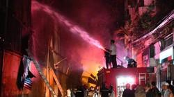 Cảnh sát hình sự điều tra vụ cháy kho hàng 6.000 m2 ở Cty Rạng Đông