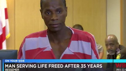 Được thả tự do sau gần 36 năm ngồi tù chỉ vì cướp 50 đô la