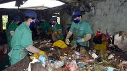Lại phát hiện xác thai nhi ở Nhà máy xử lý rác thải TP.Cà Mau