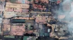 Rạng Đông thiệt hại bao nhiêu tỷ sau vụ cháy khủng khiếp?