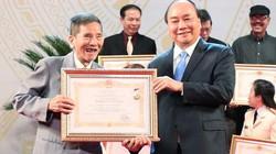 Xúc động với chia sẻ của nghệ sĩ Trần Hạnh nhận danh hiệu NSND ở tuổi 90