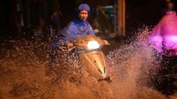 Bão số 4 áp sát đất liền từ Hà Tĩnh đến Quảng Trị, nhiều nơi đang mưa rất to