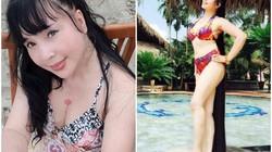 'Em bé Hà Nội' Lan Hương đăng ảnh bikini khẳng định vòng 1 'khủng' từ xưa
