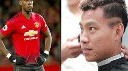 Kiểu tóc giống Paul Pogba mà cầu thủ tuyển Việt Nam đang để có gì ấn tượng?