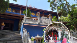 Thái Nguyên: Ai đang thu lợi từ đền Đá Thiên?