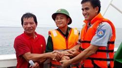 Cứu thành công tàu cá có 14 thuyền viên gặp nạn