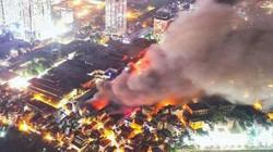 Hà Nội: Kiểm điểm lãnh đạo phường vụ cháy tại công ty Rạng Đông