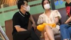 Lộ ảnh Đông Nhi và hôn phu đại gia hàng nhựa đưa nhau đi bệnh viện trước ngày cưới