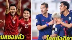 CĐV Thái Lan cay đắng thừa nhận bóng đá nước nhà đã bị Việt Nam bỏ xa