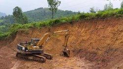 Hòa Bình: Khai thác đất trái phép, ảnh hưởng hành lang lưới điện
